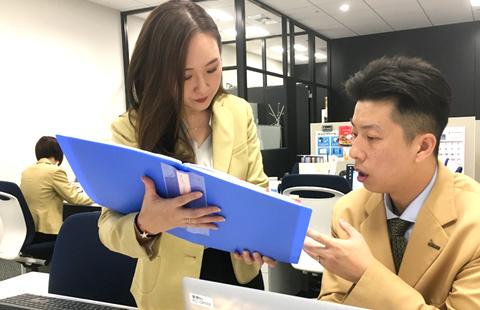 センチュリー21会社入り口イメージ