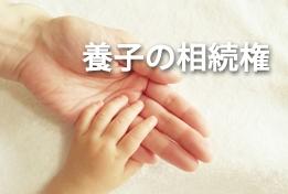養子の相続権のイメージ