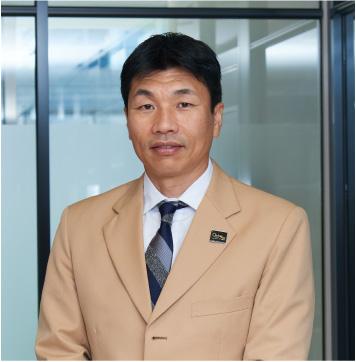 株式会社中央プロパティー代表取締役社長 松原 昌洙