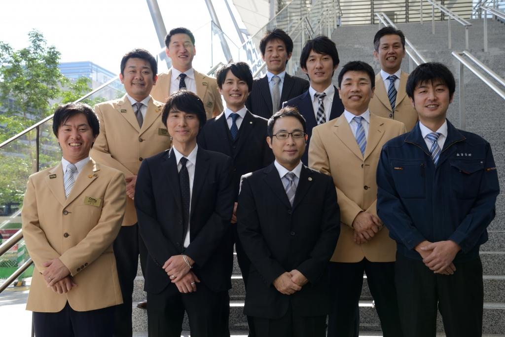 株式会社中央プロパティースタッフの集合写真