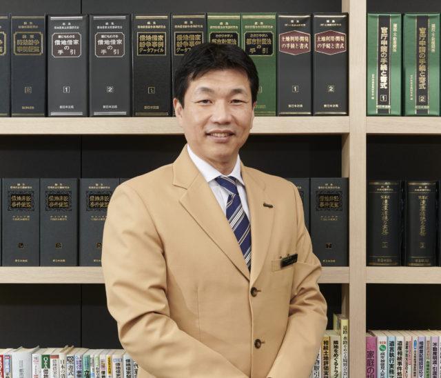 代表取締役社長 松原昌洙